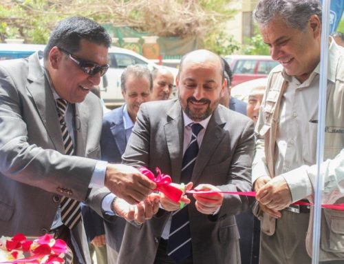 Ideal Standard showroom opens in Benghazi