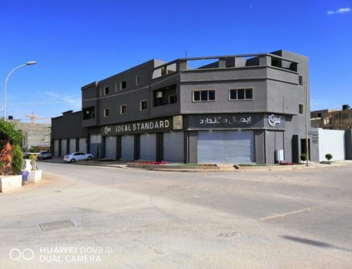 Barcah Group's Libya Head Office completes renovation